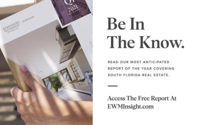 South Florida Real Estate : Q1 2021 Insight Report Is Hot Off the Press!